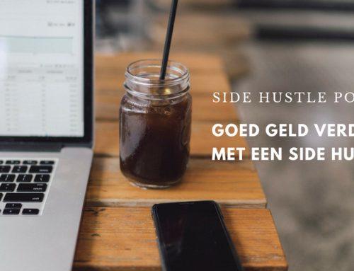 Goed geld verdienen met een side hustle!