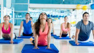 Yoga les als side hustle