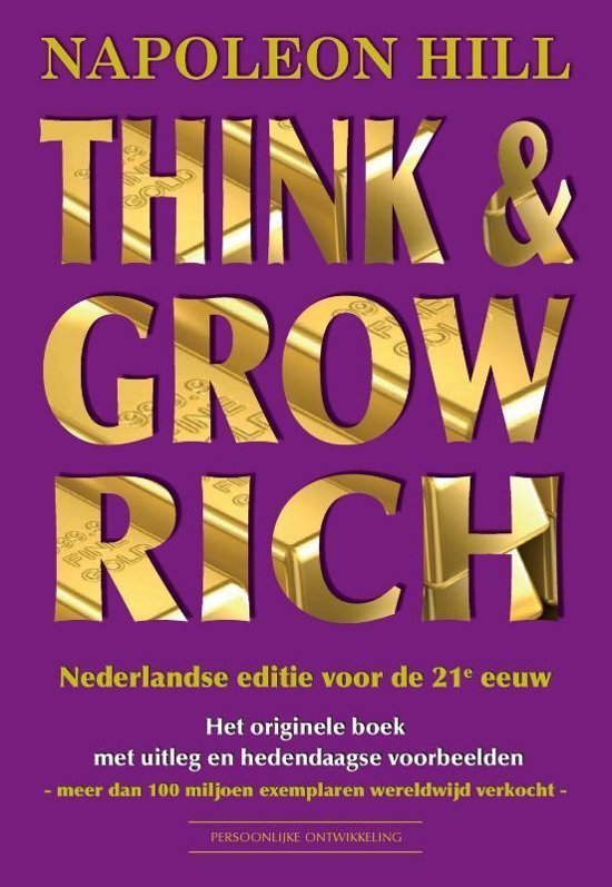 Portfolio: Think and grow rich