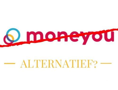 Alternatief voor sparen bij MoneYou